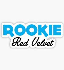 ROTER VELVET Rookie 01 Sticker