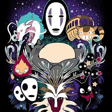 Ghibli Dreams by Nados