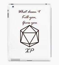 RPG xp iPad Case/Skin