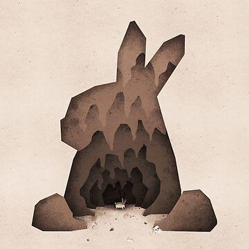 That's No Ordinary Rabbit by boneydesign