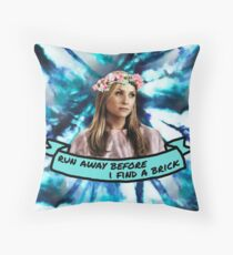 Before I find a Brick ;) Throw Pillow