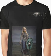 'Lagertha the Shield Maiden' from the vikings Graphic T-Shirt