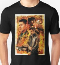 Supernatural Family Tee Unisex T-Shirt
