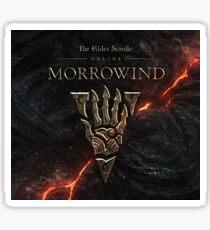 Morrowind Sticker