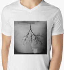 roots Mens V-Neck T-Shirt