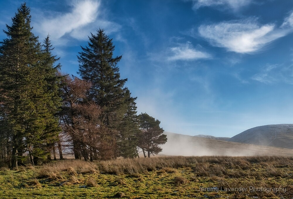 A Beautiful Scottish Morning by Jeremy Lavender Photography