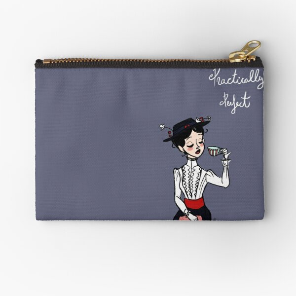 Mary Poppins Zipper Pouch