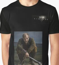 'Floki the boat builder' from the vikings Graphic T-Shirt