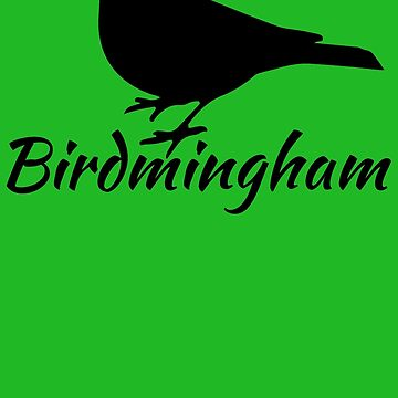 Birdmingham by Brantoe