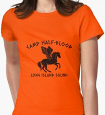 Camp Half Blood Game Women's Fitted T-Shirt