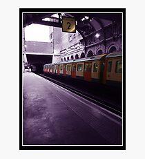 Paddington Station, Underground Photographic Print