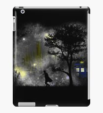 Gallifrey mirage iPad Case/Skin