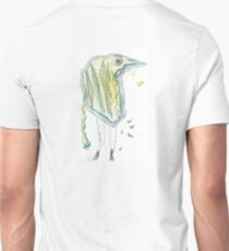 Bird Person Scan Unisex T-Shirt