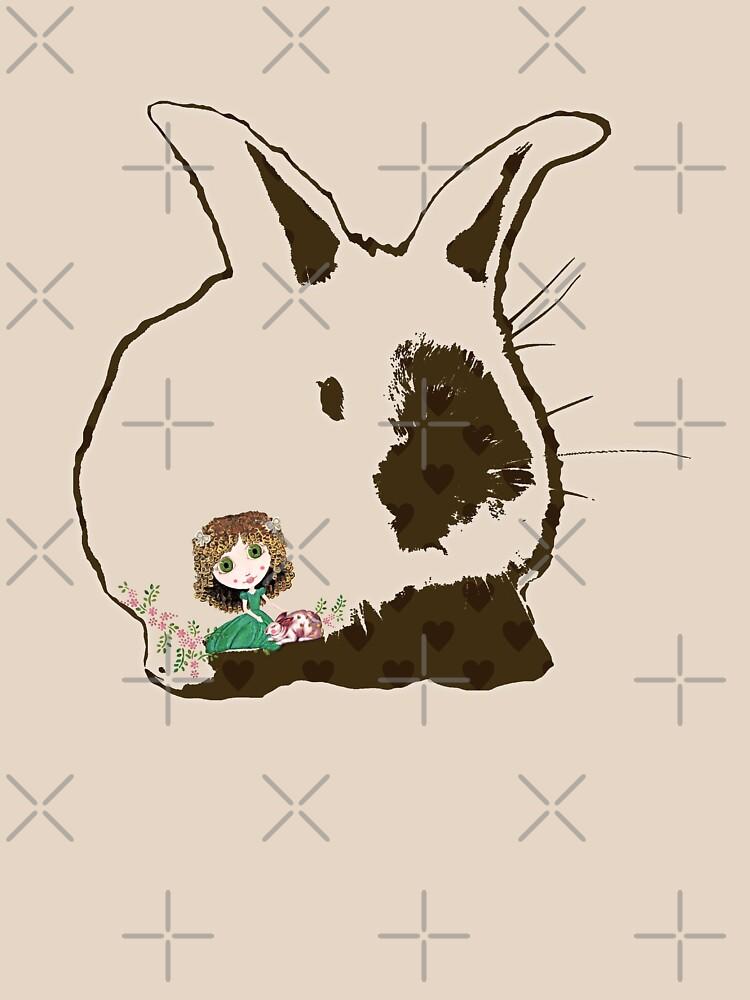 Bunny Love by LittleMissTyne