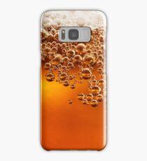 beer detail Samsung Galaxy Case/Skin