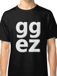 GG EZ Steam PC Gamer Master Race Classic T-Shirt
