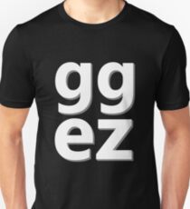 GG EZ Steam PC Gamer Master Race T-Shirt