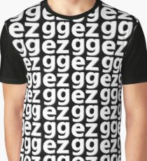 GG EZ Steam PC Gamer Master Race Graphic T-Shirt