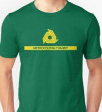 Metropolitan Transit Unisex T-Shirt