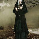 The Dark Priestess by Martin Muir
