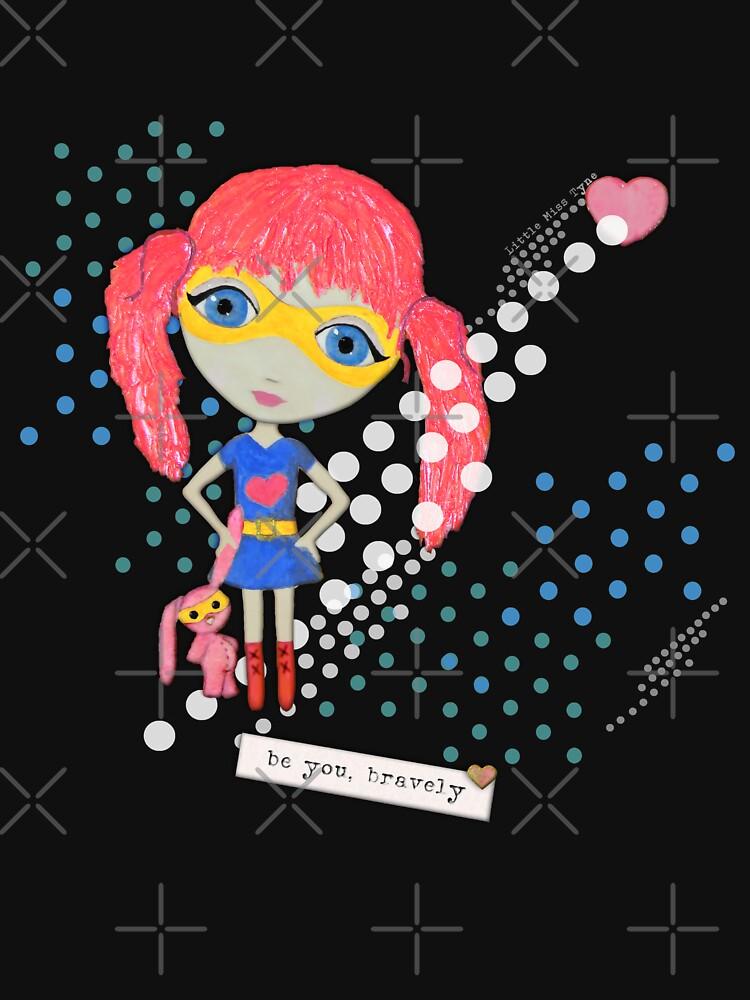 Be Your Own Superhero by LittleMissTyne