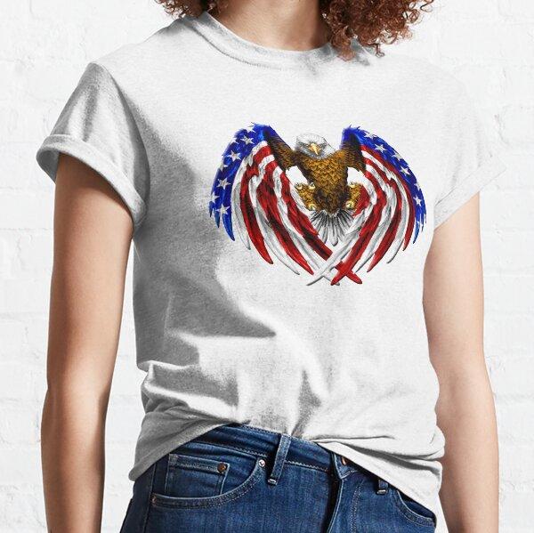 USA Eagle  Classic T-Shirt