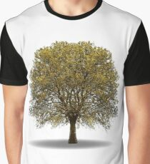 tree isolated over white Graphic T-Shirt