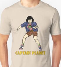 Captain Planet Unisex T-Shirt