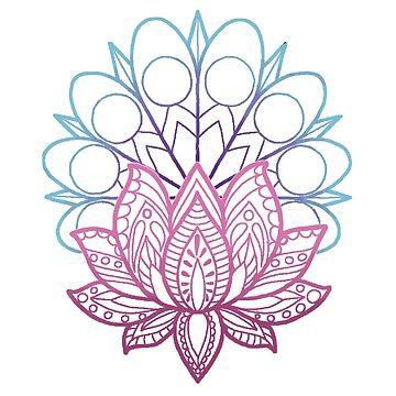 Lotus by lyndseyahughes