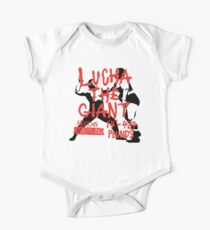 LUCHA THE GIANT#1 One Piece - Short Sleeve