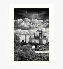 MADRID 04 Art Print