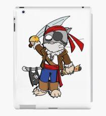 Pira cat (chat pirate) iPad Case/Skin