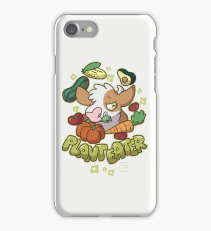 Plant Eater iPhone Case/Skin
