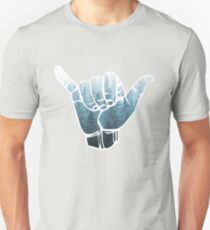 Misty Forest Hang Loose Unisex T-Shirt
