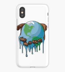 I'm Up Earth iPhone Case