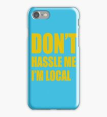 What About Bob?  Bob Wiley t-shirt  iPhone Case/Skin