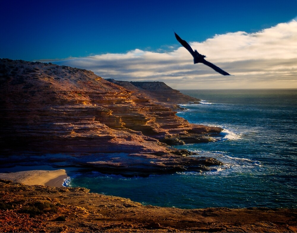 Kalbarri Coast by Yukondick