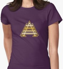 Ascension Sphere: Correspondence Womens Fitted T-Shirt