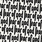 Fear of God design by Snuba