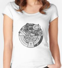 Exogenesis Symphony  Women's Fitted Scoop T-Shirt