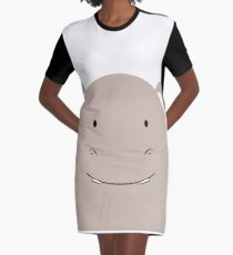 Hippo Graphic T-Shirt Dress