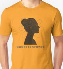 Women March for Science Unisex T-Shirt