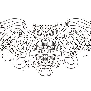 Owl crest by miorats