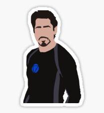 Tony stark Sticker