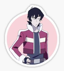 Voltron Keith Sticker