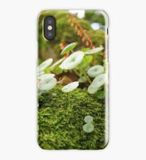 Small flora world iPhone Case/Skin