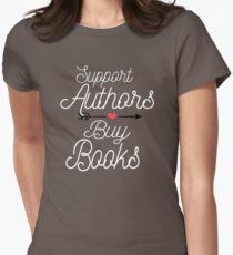 Support Authors, Buy Books T-Shirt