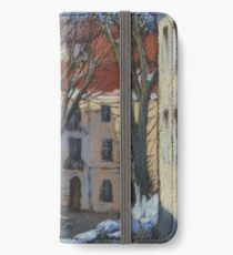 Winter street iPhone Wallet/Case/Skin