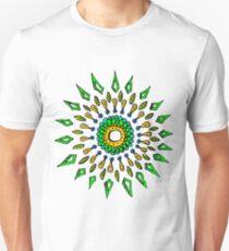 Circular Pattern Unisex T-Shirt