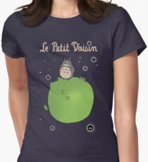 Le Petit Voisin (The Little Neighbour) Women's Fitted T-Shirt
